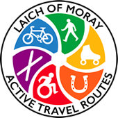 Laich of Moray Active Travel Routes