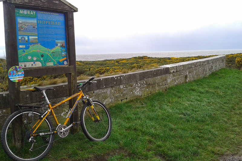 Have Your Say on the NEW Lossiemouth Active Travel Route